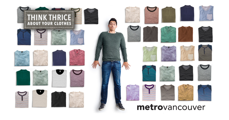 Think Thrice About Your Clothes